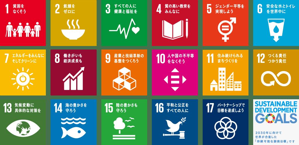 SDGs ゴールicon
